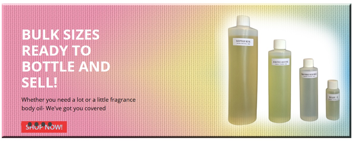 Perfume Oil Direct Wholesale Body Oils Fragrance Oils