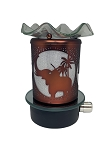 TRIUMPHANT ELEPHANT ELECTRIC AROMA LAMP (WALL)