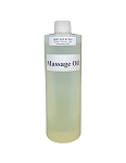 Scented Massage Oil 1lb (16ozs)