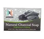 Natural Charcoal Soap 5 oz - As Low As $1.50!