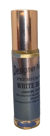 Premium Body Oil 1/3oz Roll-on (SILVER CAP/SILVER LABEL) - As Low As $1.95