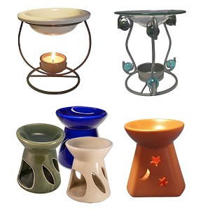 AROMA LAMP CASE OF 6 - SPECIAL - AS LOW AS $5.00/CASE ($0.83 EACH)!