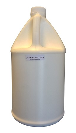 UNSCENTED BODY LOTION/CREAM GALLON (8LBS)