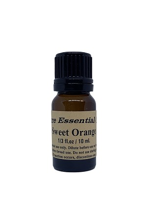 Orange Essential Oil 1/3oz